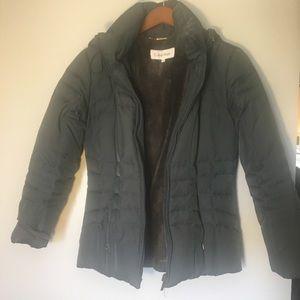 Calvin Klein Blue Coat XS